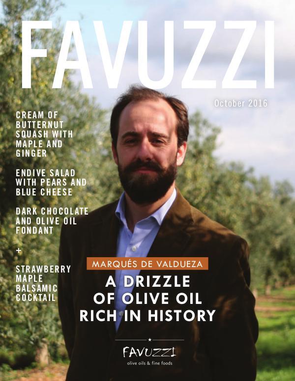 Favuzzi Magazine (English) October 2016