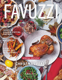 Favuzzi Magazine (English)
