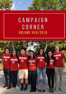 2018 Campaign Corner