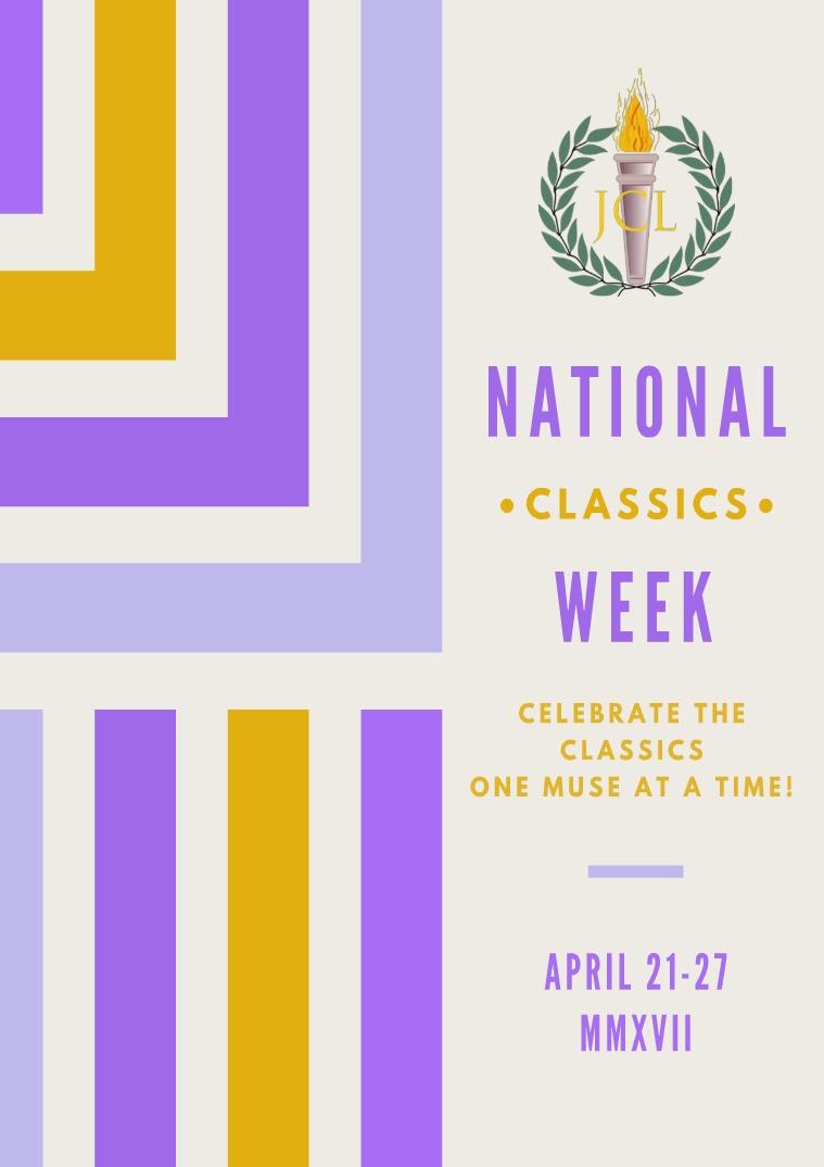 National Classics Week vol. i