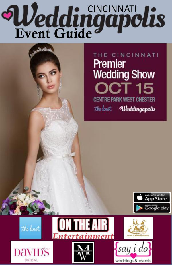 Cincinnati Premier Wedding Show