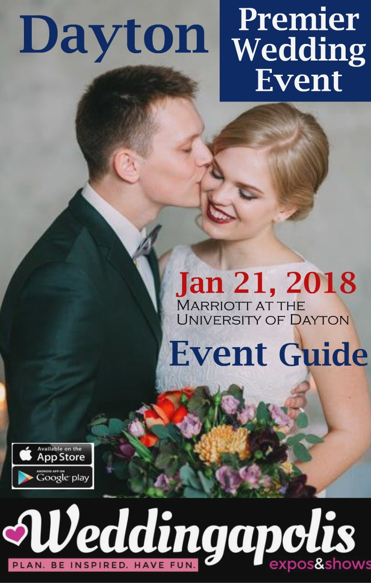 Dayton's Premier Wedding Event