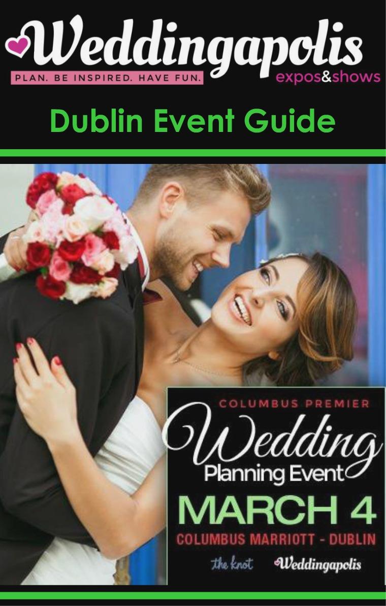 Columbus Wedding Planning Event