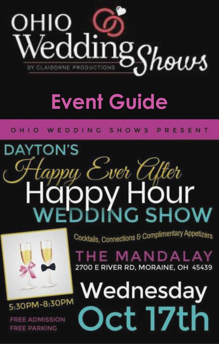 Dayton's Wedding Happy Hour