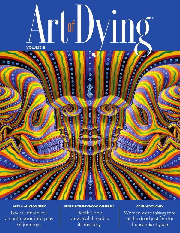 Art of Dying_Volume III_joomag