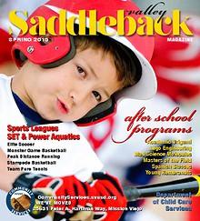 Saddleback Valley Magazine