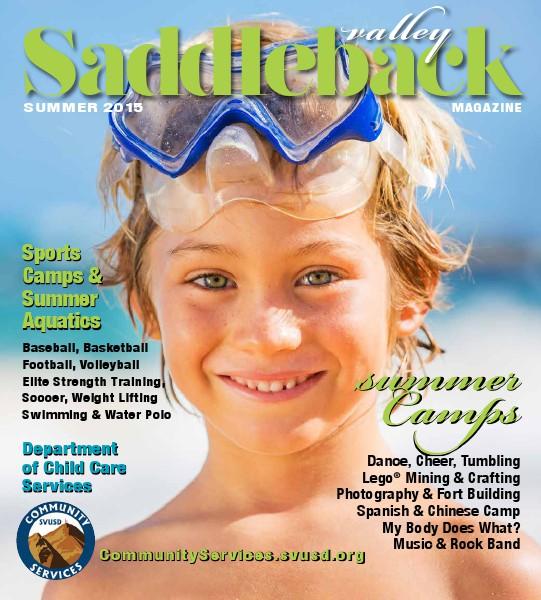 Saddleback Valley Magazine Summer 2015