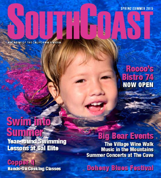 SouthCoast Magazine Spring 2015