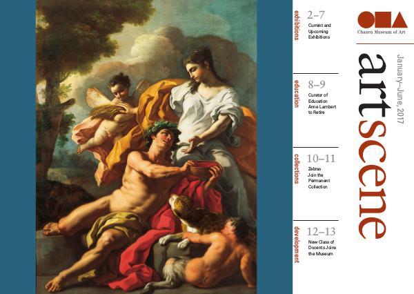 Artscene January–June 2017