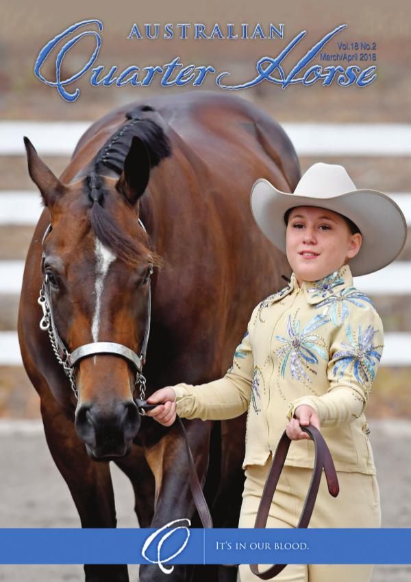 January/February 2018 AQHA Digital_Website March_April_2018