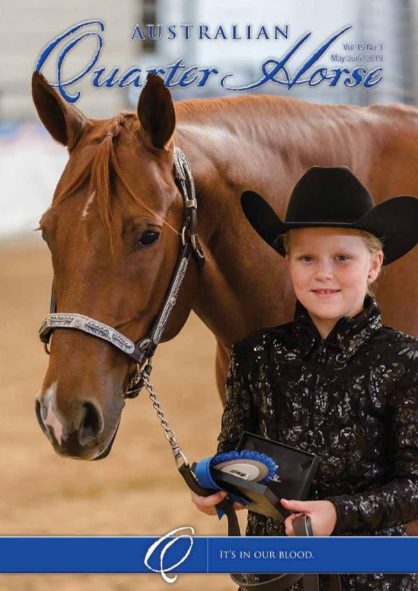 AQHA Magazine May / June 2019 AQHA MayJune2019_WEBSITE