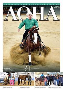 AQHA November / December 2019 Magazine