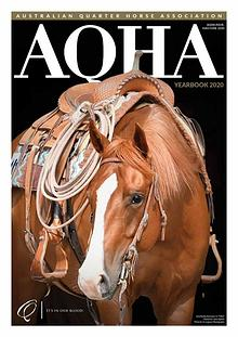 AQHA MAGAZINE May / June 2020
