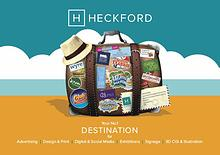 Heckford North West - Tourism Portfolio