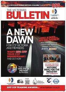 CCF Victorian Bulletin