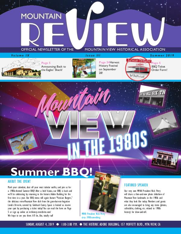 The Mtn. ReView Summer 2019