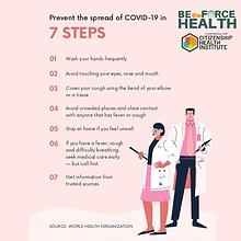 What EVERYBODY Should Know About COVID-19