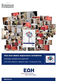 EOH Work Readiness Initiative - Narrative Reports 2014 - 2015