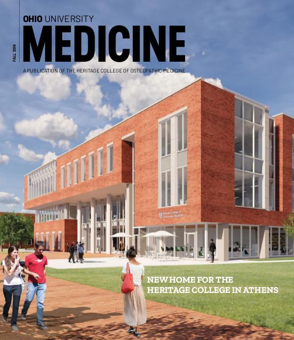 Ohio University Medicine OUM_Fall_19_final_pages