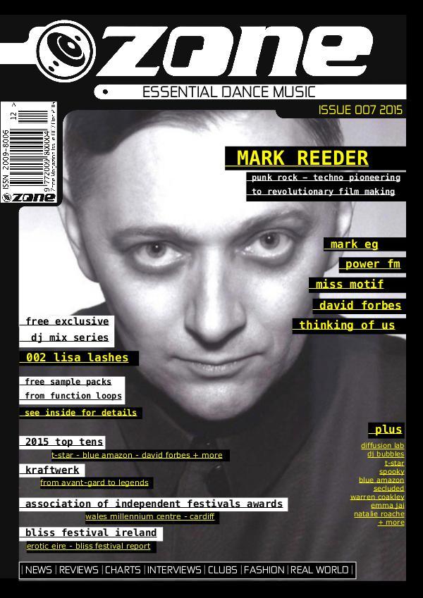 Zone Magazine Issue 007