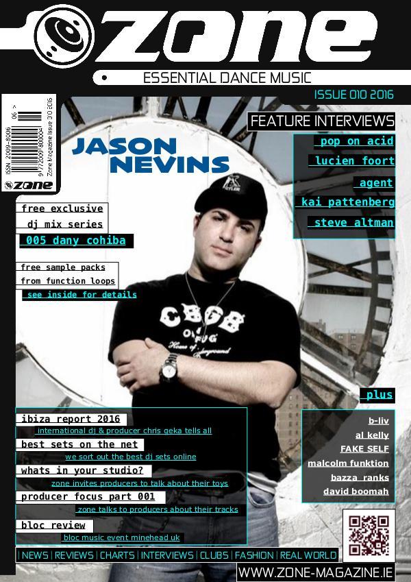 Zone Magazine Issue 010