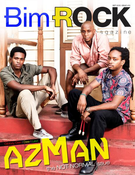 BimROCK Magazine Issue #10 Not Normal