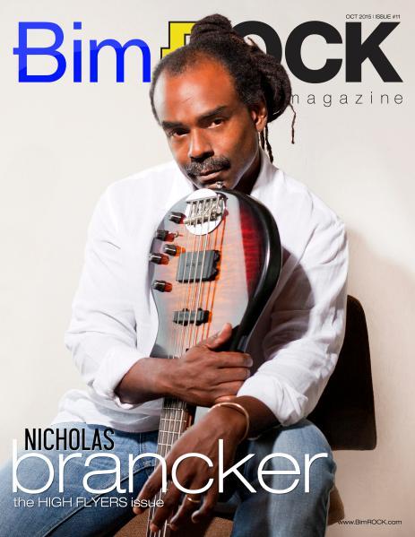 BimROCK Magazine Issue #11 High Flyers