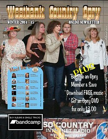 Westbank Country Opry Winter 2015
