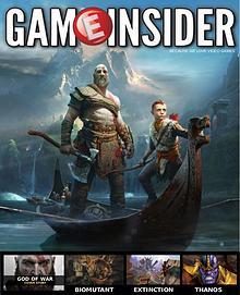 Game Insider - God of War Cover Story