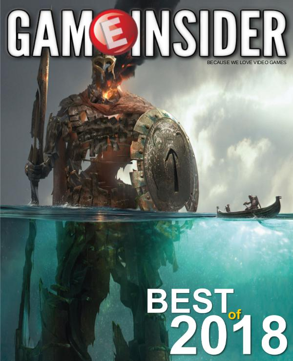 Game Insider - Best of 2018 Best of 2018