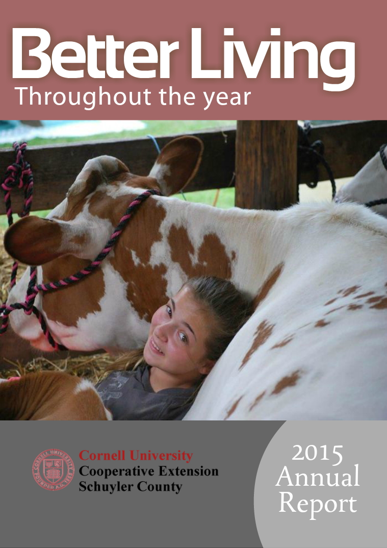 Extension Highlights Annual Report 2015