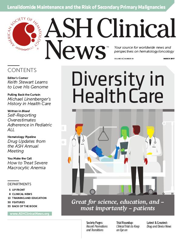 ASH Clinical News March 2017