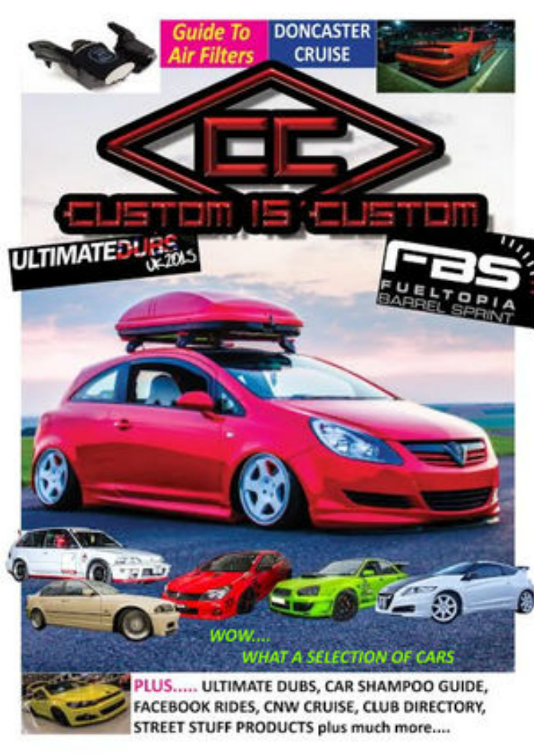 Custom is Custom Issue 3