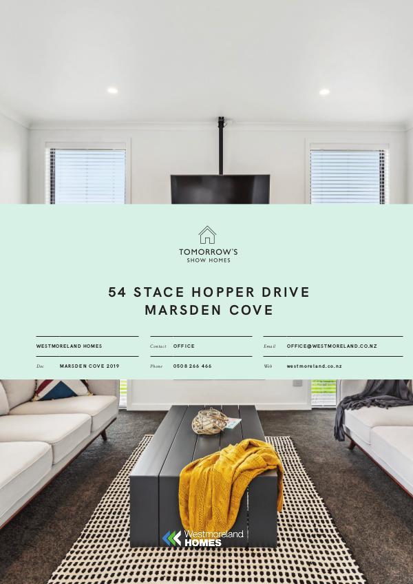 54 Stace Hopper Drive, MARSDEN COVE