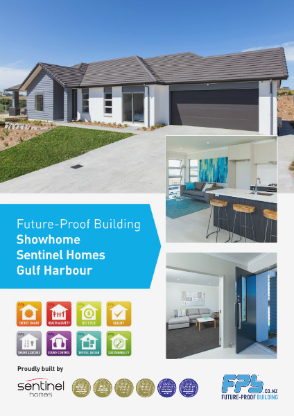 Future-Proof Building Showhomes Gulf Harbour Showhome built by Sentinel Homes
