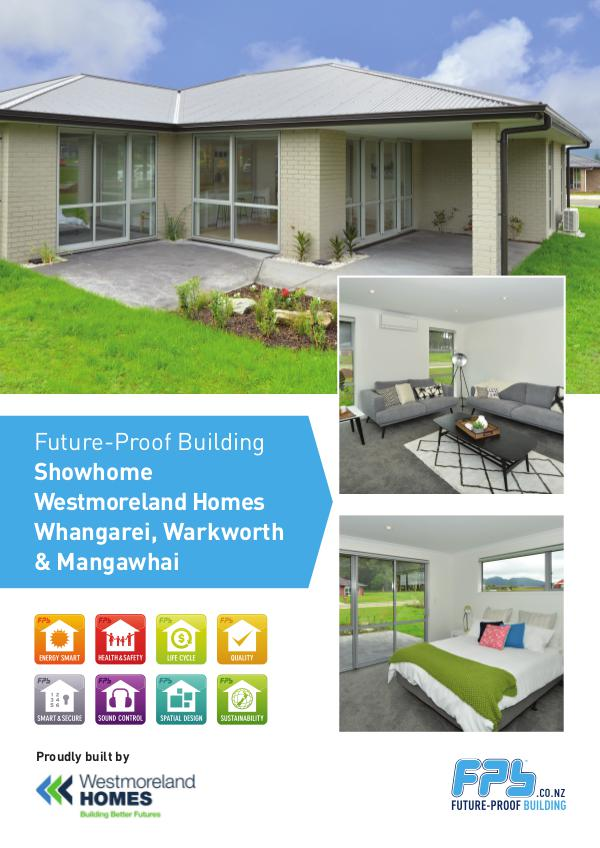 Future-Proof Building Showhomes Whangarei Showhome built by Westmoreland Homes