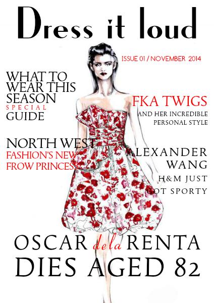 Dress it loud November 2014
