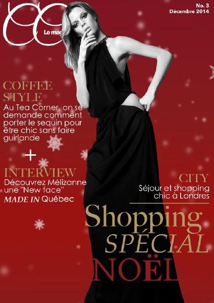 Closet Chic Magazine Décembre 2014 - N°3