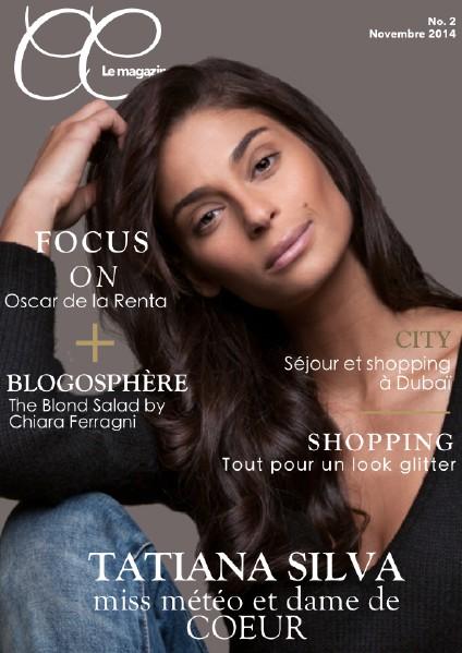 Closet Chic Magazine Novembre 2014 - N°2