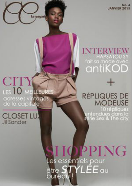 Closet Chic Magazine Janvier 2015 - N°4