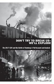 G20 Hamburg 2017 dont try to break us