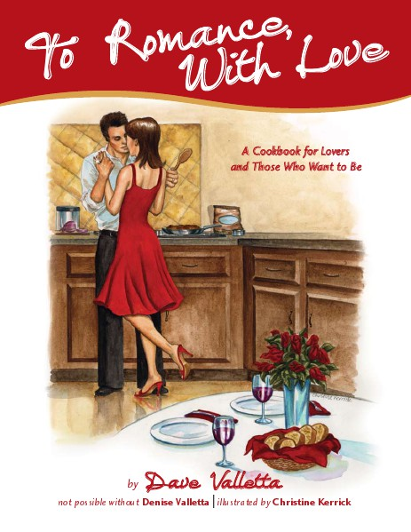 Cookbook for Lovers 2014