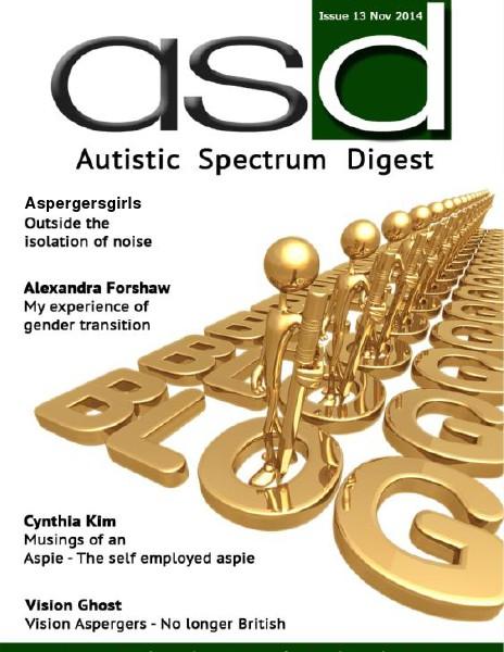Issue 13, November 2014