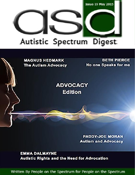 Issue 19, May 2015
