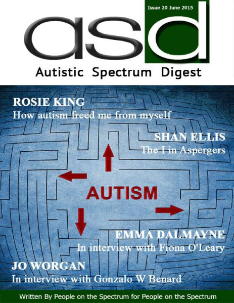 Issue 20, June 2015