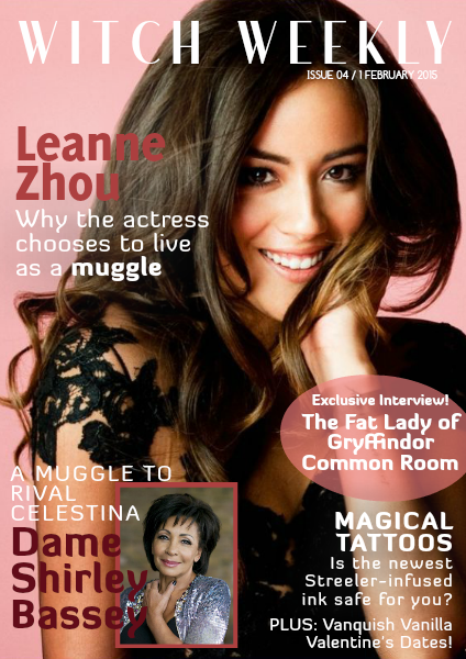 Witch Weekly Magazine February 2015