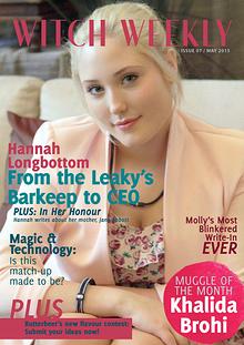 Witch Weekly Magazine