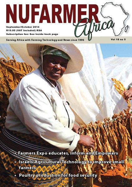 Nufarmer Africa Magazine Sept/Oct 2014