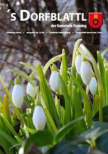 's Dorfblattl Haiming - Digitalausgabe