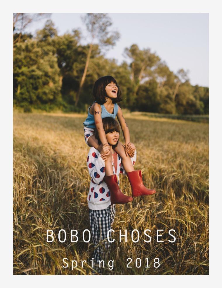 Bobo Choses SS18 Shopping Guide Bobo Choses SS18
